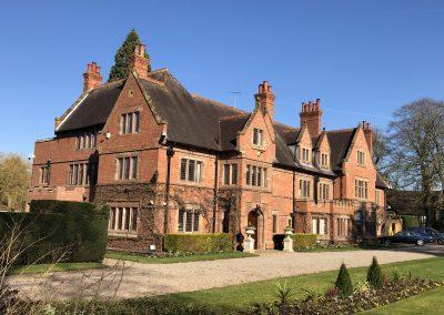 WAPPENBURY HALL – Warwickshire