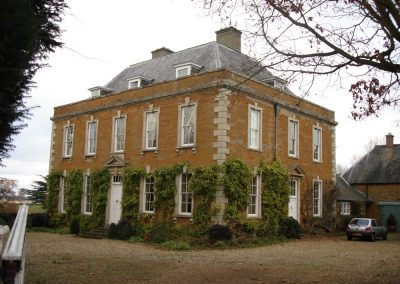 THE OLD RECTORY – Northants