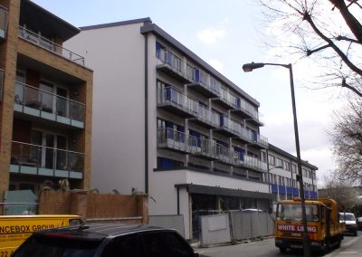 FLAT & SHOP DEVELOPMENT – London